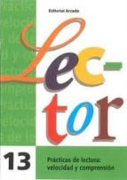 cuaderno lector 13 castellano-9788478870165