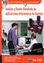 analisis y diseño detallado de aplicaciones informaticas de gesti on-mario piattini velthuis-9788478977765
