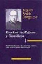 Escritos teologicos y filosoficos por Augusto andres ortega MOBI EPUB 978-8479147365