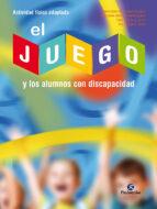 actividad fisica adaptada: el juego y los alumnos con discapacida d mercedes rios hernandez 9788480193665