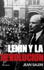 lenin y la revolucion jean salem 9788483079065