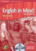 english in mind level 1 workbook cd spanish speakers-9788483239865