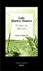 tiempo de silencio-luis martin-santos-9788484326465
