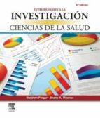 El libro de Introducción a la investigación en ciencias de la salud 6 ed. autor S. POLGAR PDF!