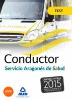 conductores del servicio aragones de salud (salud - aragon). test-9788490934265