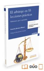 el arbitraje en 55 lecciones practicas: arbitrando, que es gerundio-gonzalo jimenez-blanco-9788490989265