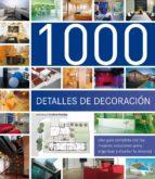 (pe) 1000 detalles de decoracion: guia completa para organizar y diseñar la vivienda-cristina paredes-9788493821265
