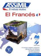 el frances: pack cd 9788496481565