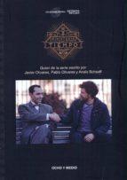 el ministerio del tiempo (guion de la serie)-9788496582965