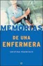 memorias de una enfermera cristina francisco 9788497341165