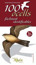 100 ocells facilment identificables-josep manuel concernau robles-9788497912365