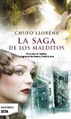 la saga de los malditos-chufo llorens-9788498723465