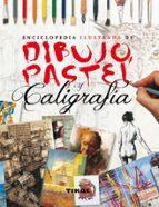 enciclopedia ilustrada de dibujo, pastel y caligrafía ian sidaway 9788499281865