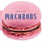 recetas de macarons 9788499282565