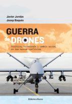 guerra de drones-javier jordan-josep baques-9788499406565