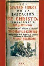 imitacion de christo tomas de kempis 9788499500065