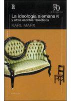 ideologia alemana (i)-karl marx-9789500397865