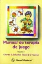 manual de terapia de juego (volumen 1)-charles e. schaefer-9789684264465