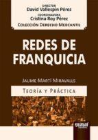 redes de franquicia jaume marti miravalls 9789897124365
