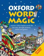 oxford word magic (incluye cd rom) 9780194316675