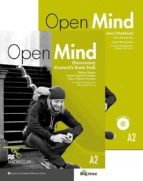 open mind elementary student´s book & workbook pack with answer key 9780230480575