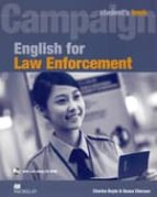 campaign for law enforcement teacher s book 9780230732575