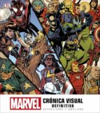marvel crónica visual definitiva-9780241303375