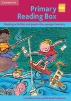 primary reading box : reading activities and puzzles-caroline nixon-michael tomlinson-9780521549875