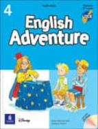 english adventure 4. pupil s book (primary) (songs cd)-anne worrall-9780582829275