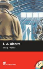 macmillan readers elementary: l.a. winners pack-philip prowse-9781405076975