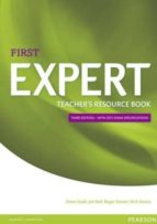 expert first 3rd edition print teacher s book (examenes) 9781447973775