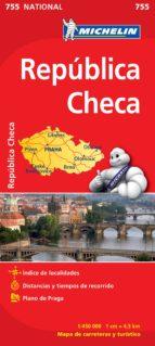 mapa republica checa 2012 (ref. 755)-9782067172975