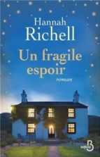 Fragile espoir PDF ePub por H.richell 978-2714452375