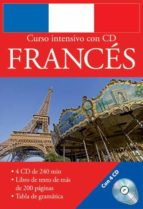 curso intensivo con cd frances (incluye 4 cds) 9783625002475
