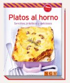 platos al horno (minilibros de cocina)-9783625005575