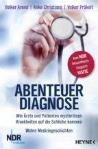 abenteuer diagnose (ebook)-volker arend-anke christians-volker präkelt-9783641227975