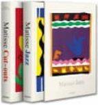 henri matisse: recortes, dibujando con tijeras ( 2 volumenes en e stuche)-neret gilles-9783822851975