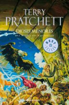 dioses menores (mundodisco 13) (ebook)-terry pratchett-9788401339875