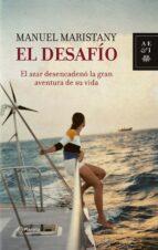 el desafio. una historia de amor en alta mar manuel maristany 9788408081975