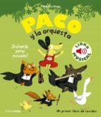 paco y la orquesta-marion billet-9788408135975
