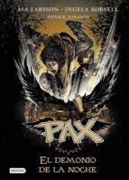 pax. el demonio de la noche (ebook) asa larsson ingela korsell 9788408179375