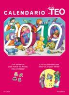 calendario teo 2019 violeta denou 9788408185475