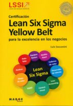 manual de lean yellow belt-luis socconini-9788415340775
