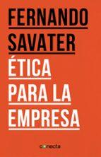 etica para la empresa-fernando savater-9788416029075