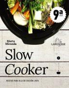 slow cooker: recetas para olla de cocción lenta-marta miranda arbizu-9788416641475