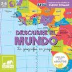 descubre el mundo (2 6 años): la geografia en juego 9788417127275