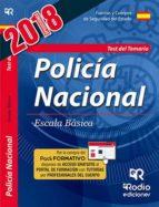 cuerpo nacional de policia: escala basica: test del temario (5ª ed.)-9788417287375