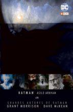 gab grant morrison & dave mckean  asilo arkham  4a edición-grant morrison-dave mckean-9788417401375
