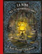 la nena que volia salvar els llibres-lisa aisato-klaus hagerup-9788417424275