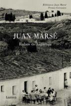 rabos de lagartija (premio nacional narrativa 2001)-juan marse-9788426417275